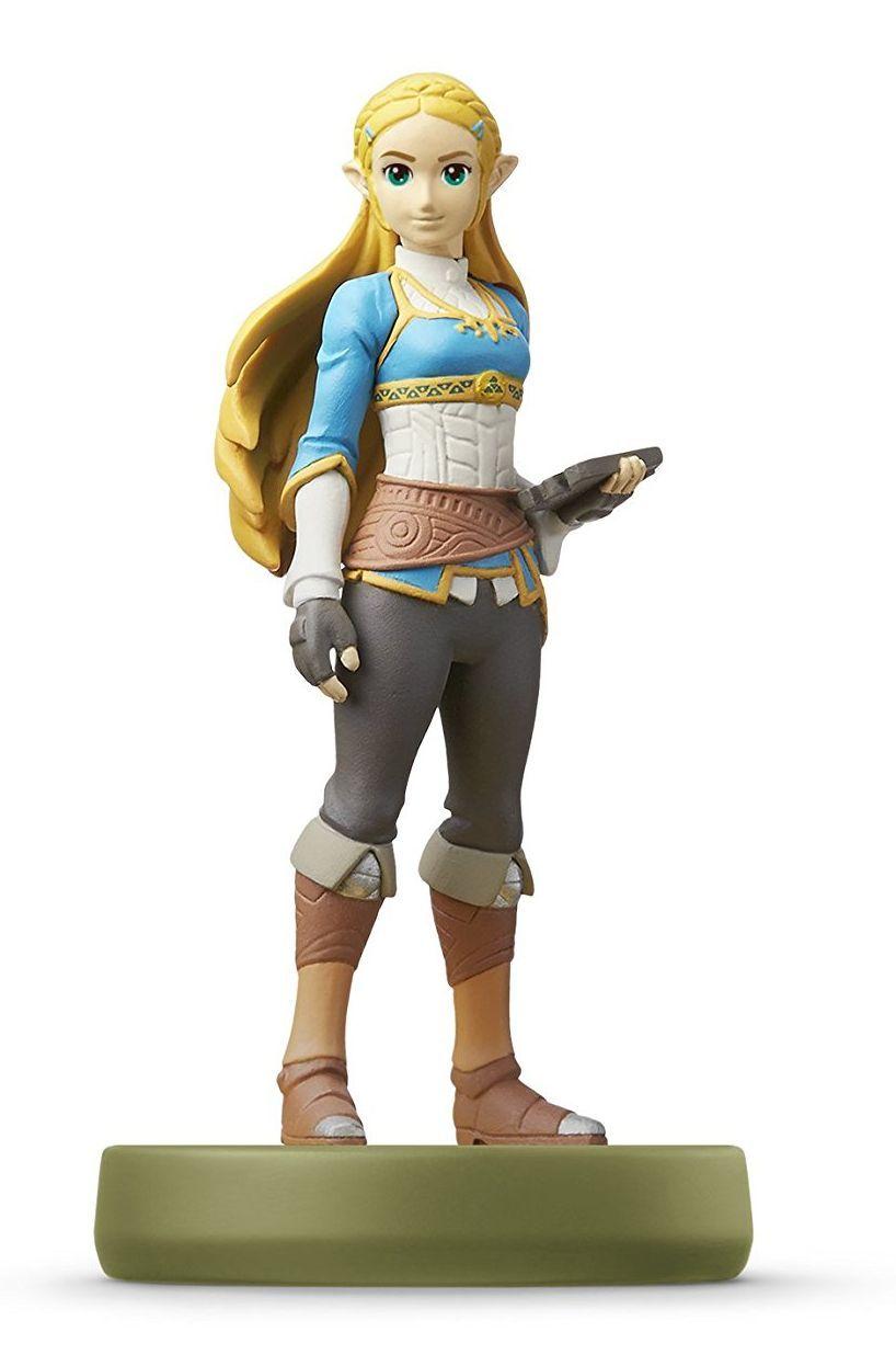 Nintendo Amiibo фигура - Zelda Fieldwork [The Legend of Zelda Колекция] - 1